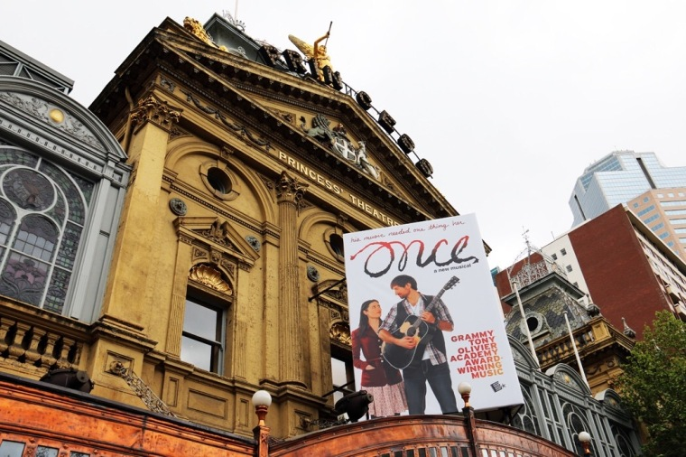 Once Musical in Melbourne