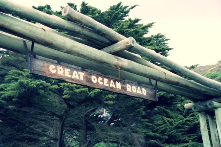 Great Ocean Road Memorial Arch, Australia