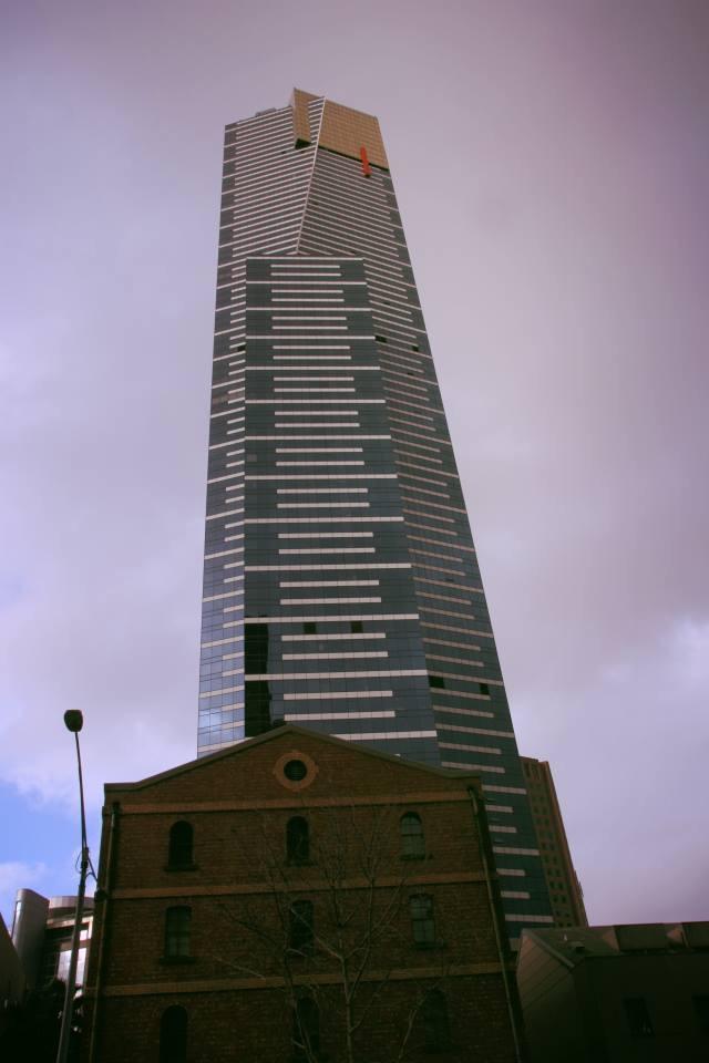 The Eureka Skydeck, Melbourne
