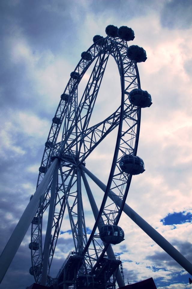 The Melbourne Star - observation wheel