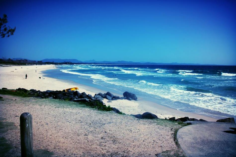 One of my favourite places - Byron Bay, Australia