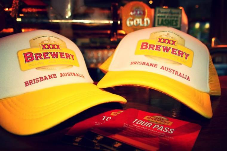 XXXX Brewery, Brisbane, Australia