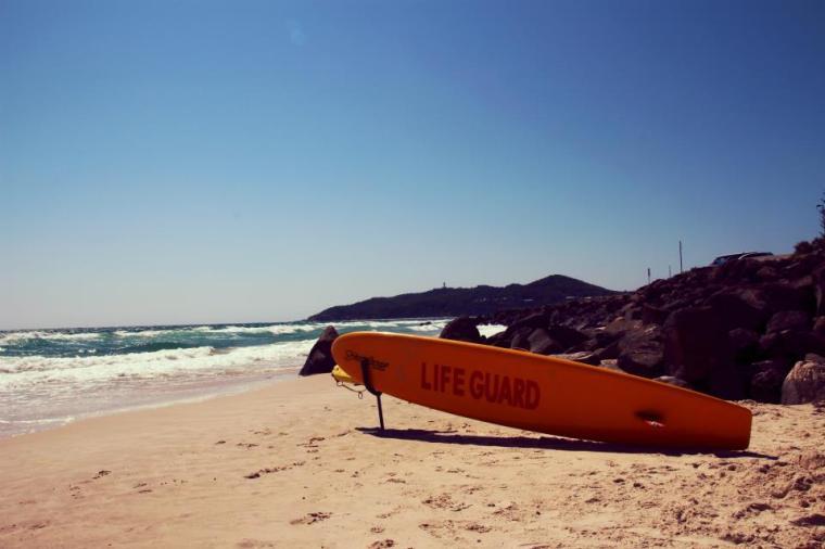Byron Bay Beach, Australia