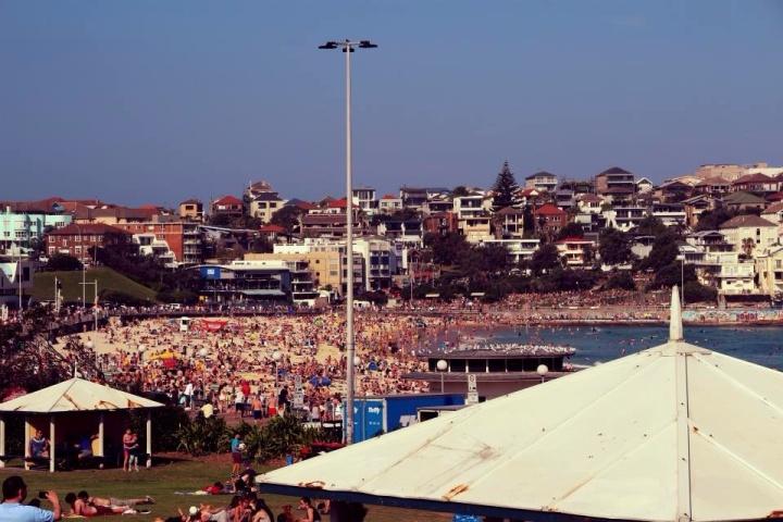 Australia: Bondi Baby!Sydney