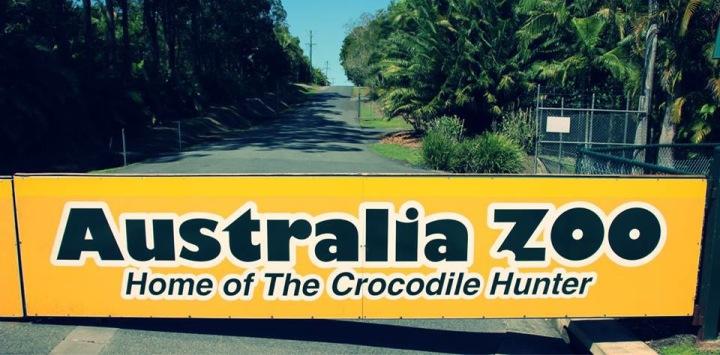 Australia Zoo - Home of the Crocodile Hunter