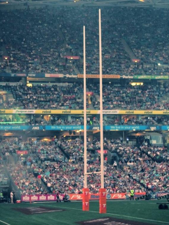 ANZ Stadium, Sydney