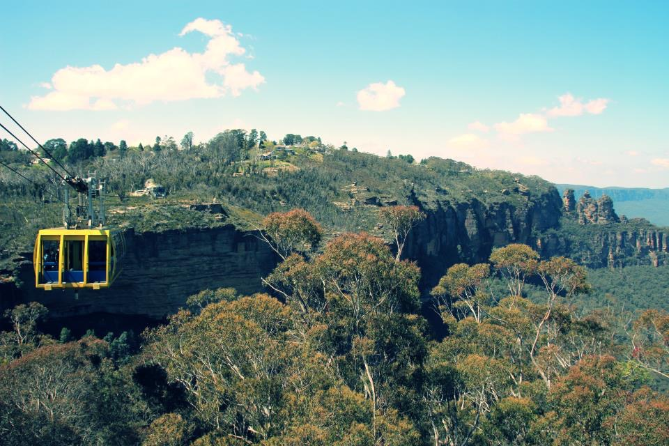 The Three Sisters, Blue Mountains, Australia