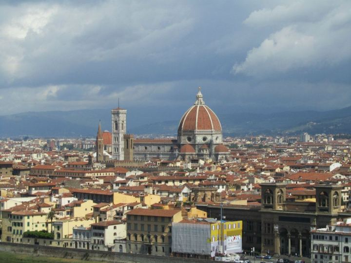 Italy: Falling in Love In Florence
