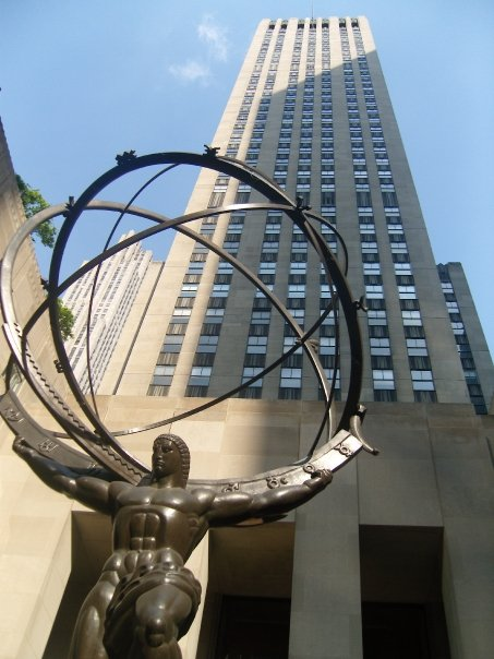 Rockefeller Centre, NYC