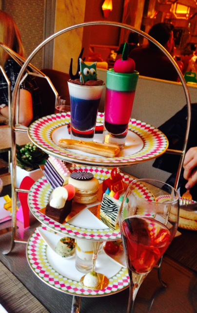 Afternoon Tea at The Berkeley, London