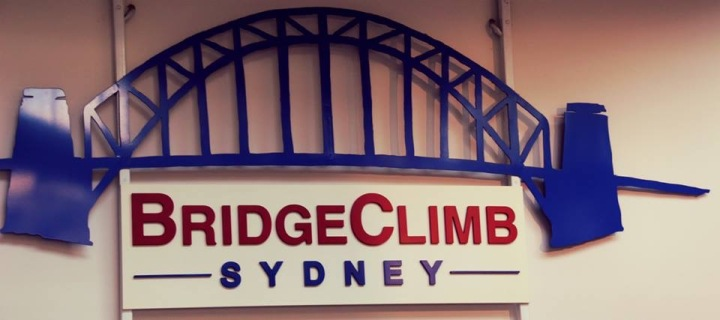 Climbing 'The Coathanger'