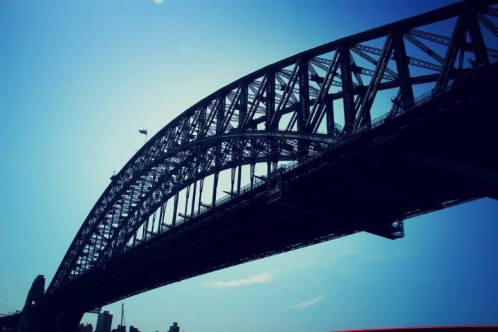 Australia: Sydney Harbour BridgeClimb!!!