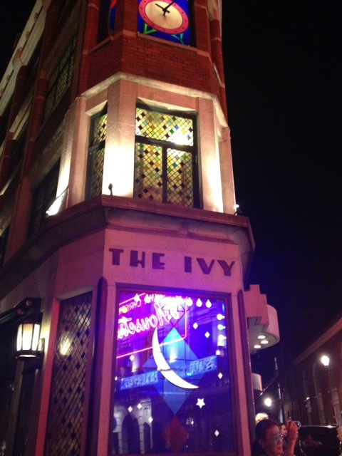 The Ivy Restaurant, London
