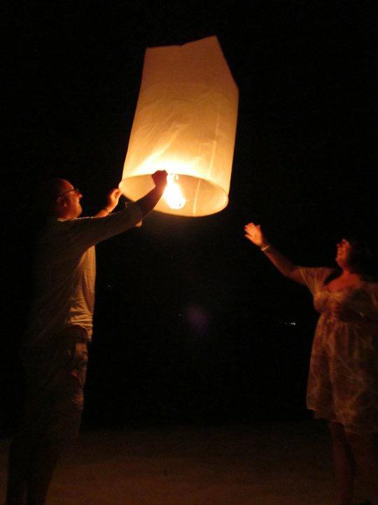 Chinese lantern, Thailand