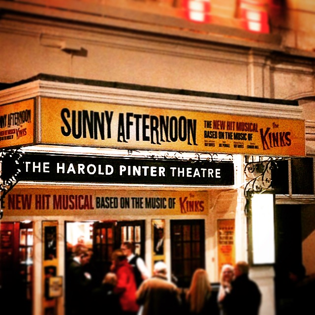 Sunny Afternoon - The Musical
