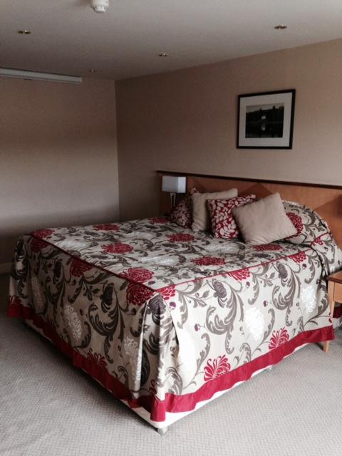 Bedroom, Coniston Hotel, Yorkshire