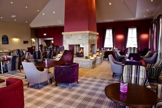 Bar at Coniston Hotel, Yorkshire