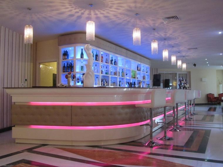 Bar at Grand Hotel Nastro Azzurro, Sorrento, Italy