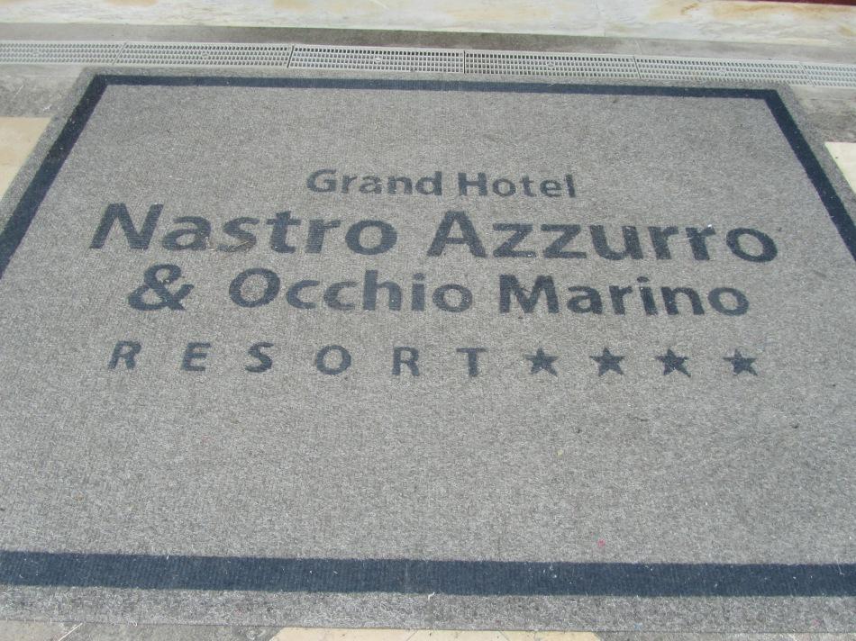Grand Hotel Nastro Azzurro, Sorrento, Italy