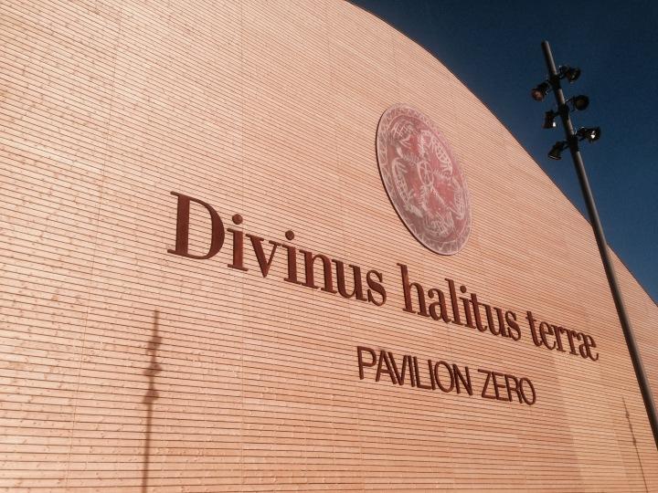 Pavilion Zero Milano Expo 2015