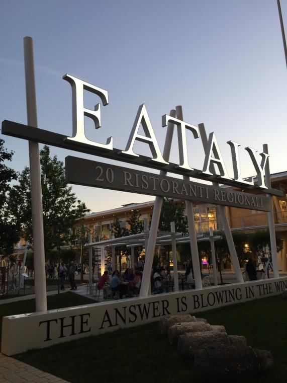 Eataly at Milano Expo 2015