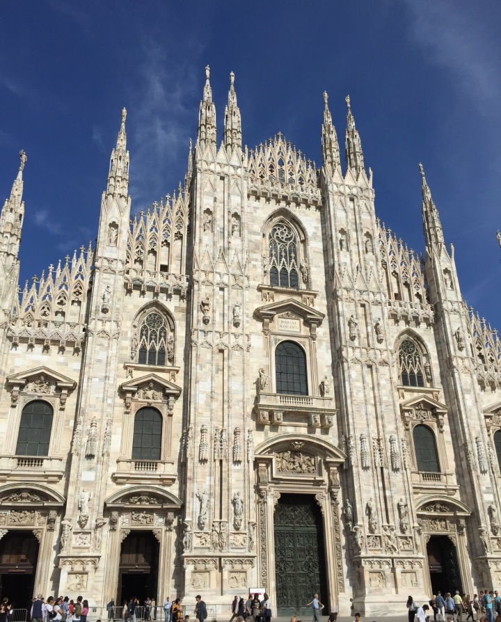 Italy: Milan Duomo (including walking tour)