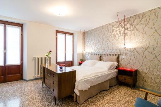 Room 3 at Ca' Monteggia, Milan, Italy