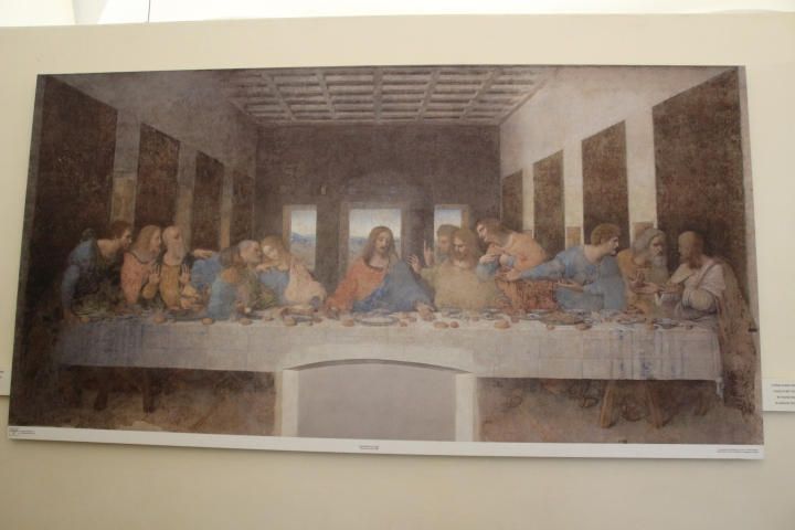 Italy: Da Vinci's The Last Supper, Milan