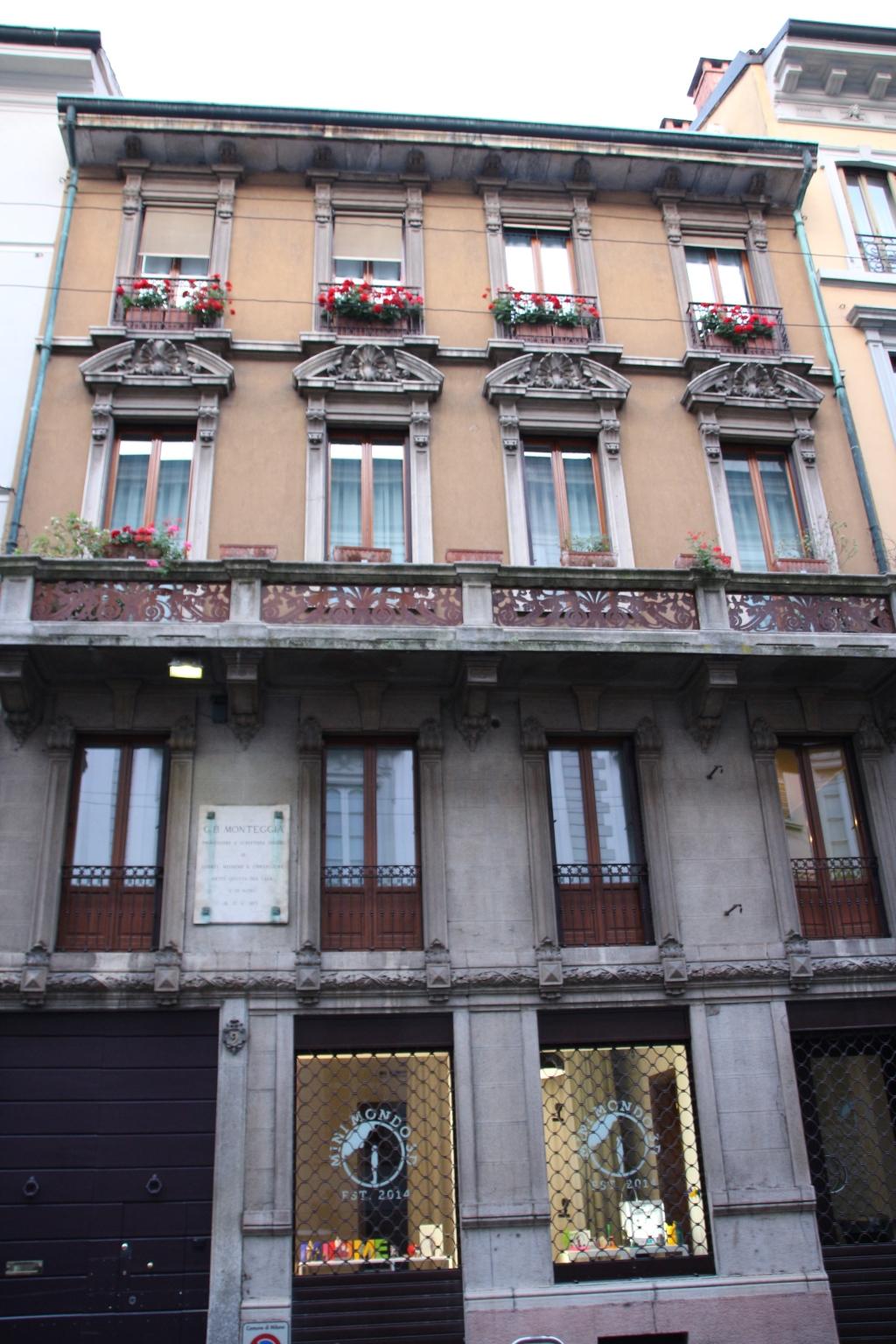 Ca' Monteggia Guest House, Milan