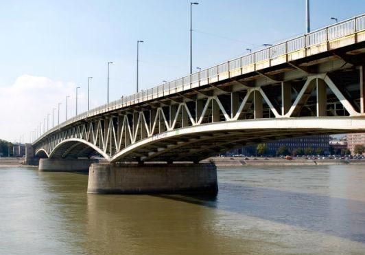 The Petofi Bridge, Budapest