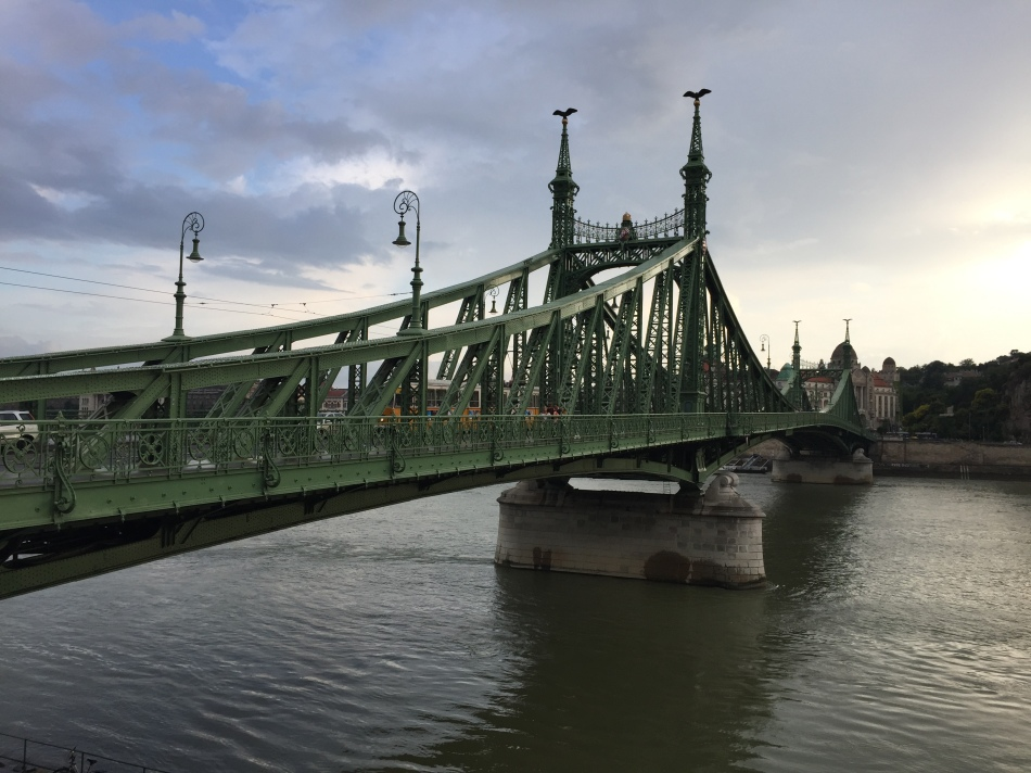 The Liberty/Freedom Bridge, Budapest