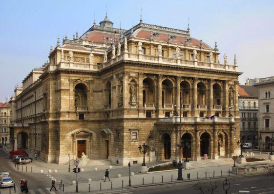 Hungarian State Opera, Budapest