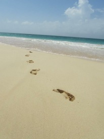 Boa Vista beach, Cape Verde