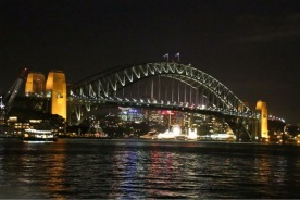 The Sydney Harbour Bridge, Australia
