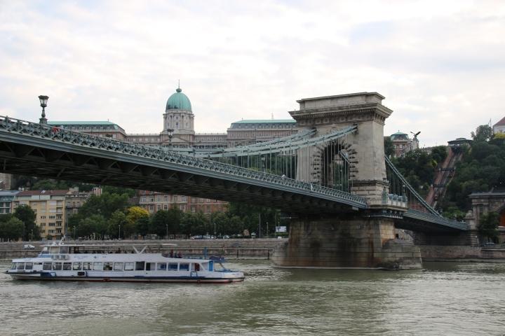 Hungary: The Bridges ofBudpest