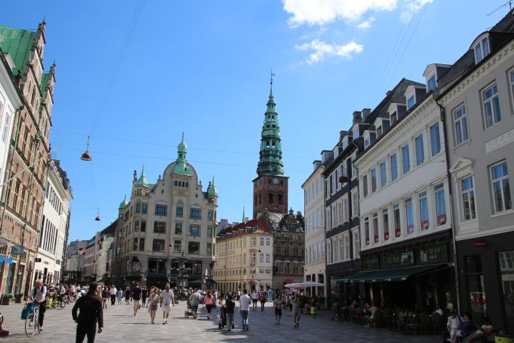 Denmark: Wonderful, wonderfulCopenhagen