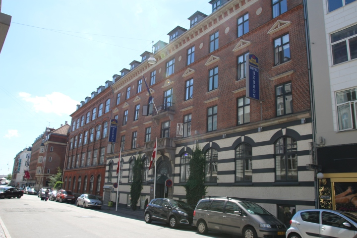 Denmark: The Best Western Hotel Hebron,Copenhagen
