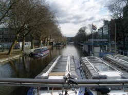 Canal Boat Tour, Amsterdam