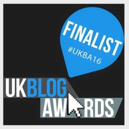 UK Blog Award 2016 Finalists!