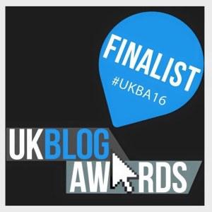 UK Blog Award 2016 Finalists!