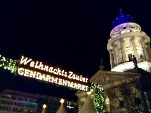 Gendarmenmarkt Christmas Market, Berlin