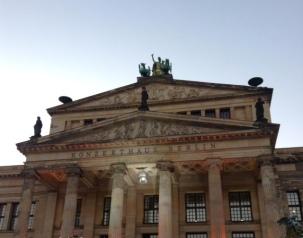 Concert Hall, Berlin