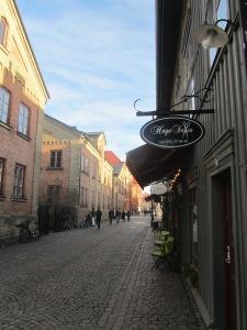 Haga Nygata, Gothenburg