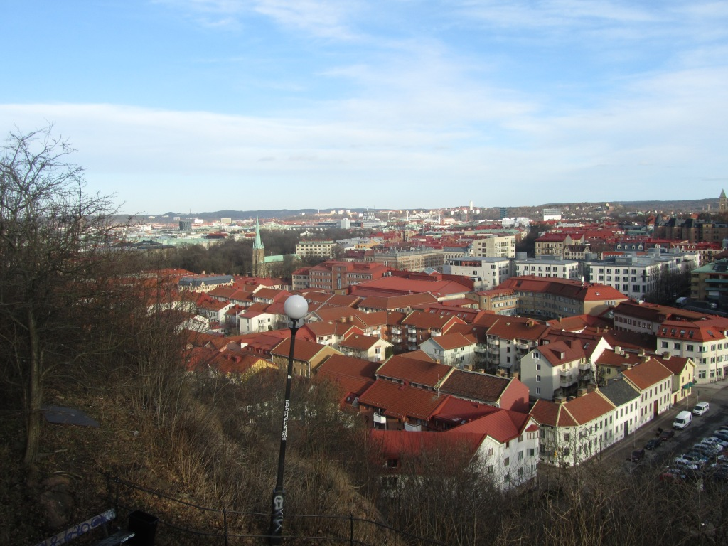 Rooftops of Gothenburg