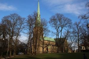 Haga Church, Haga, Gothenburg
