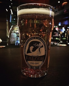 Falcon Lager in Gothenburg