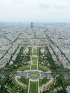 Paris from above!