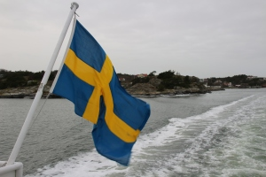 Sailing through the Southern Archipelago, Gothenburg
