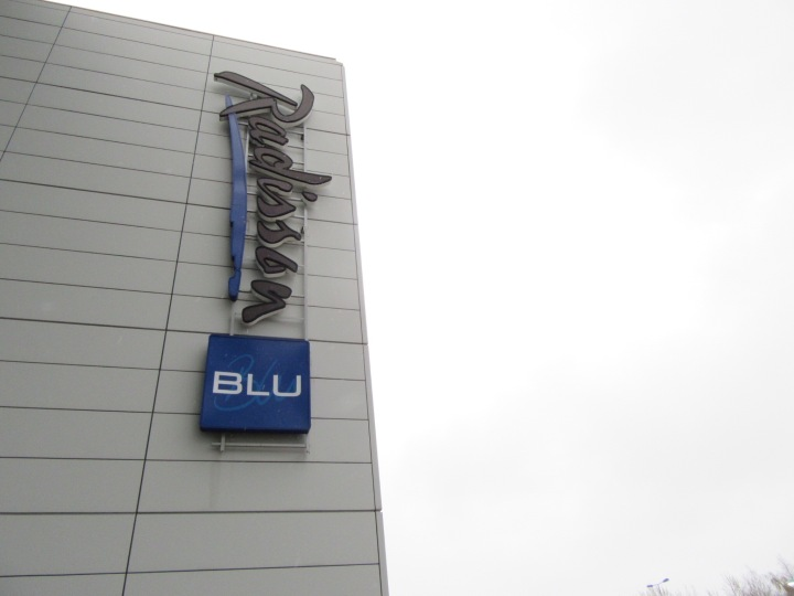 Radisson Blu London Stansted Airport Hotel