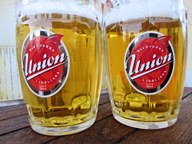 Union - local Ljubljana lager